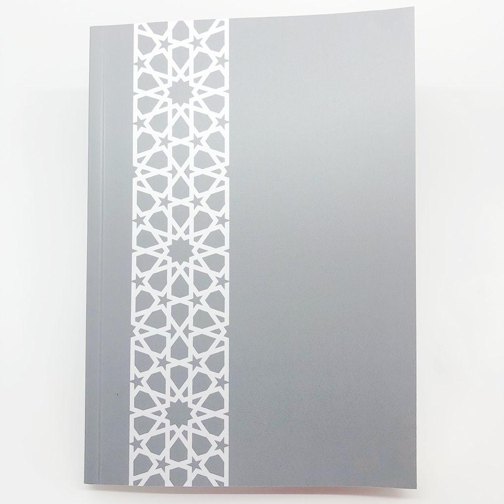 Muslim Planner light - grau