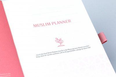 Muslim Planner - Soziale Projekte