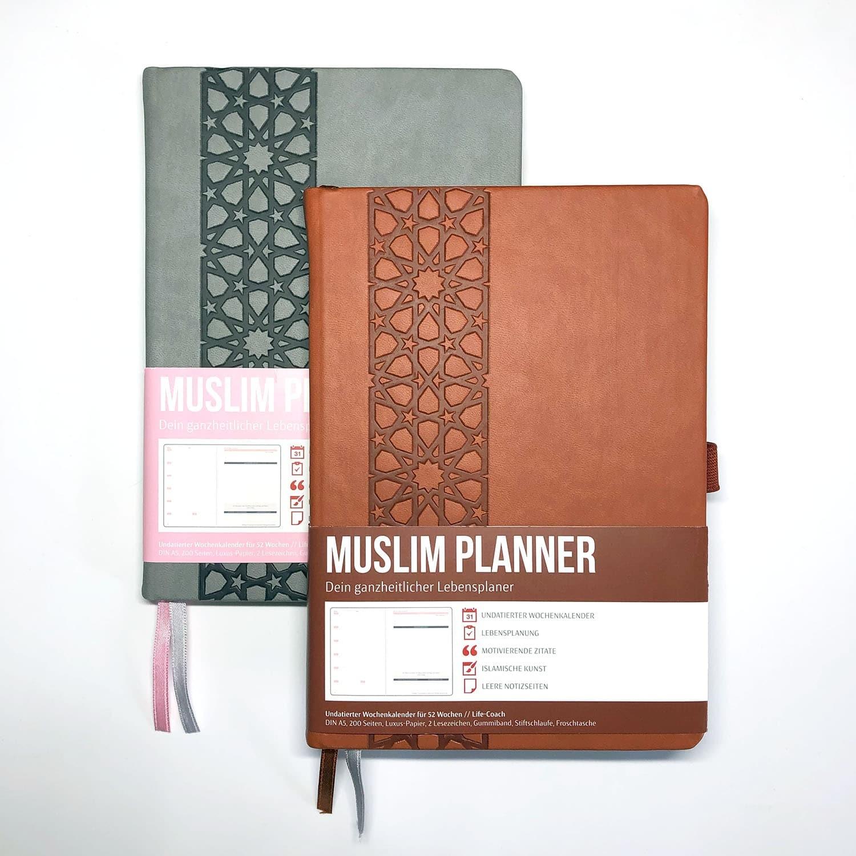 Muslim Planner - Partner-Paket