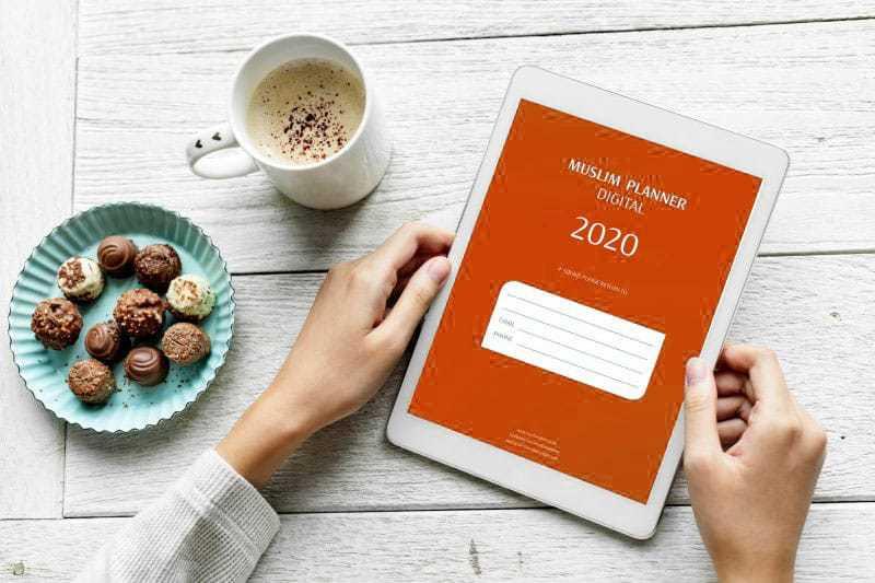 Muslim Planner - digital | 2020