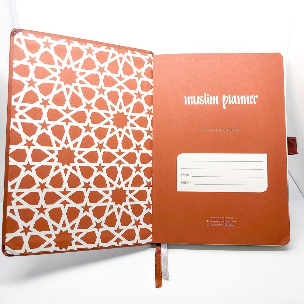 Muslim Planner - argan
