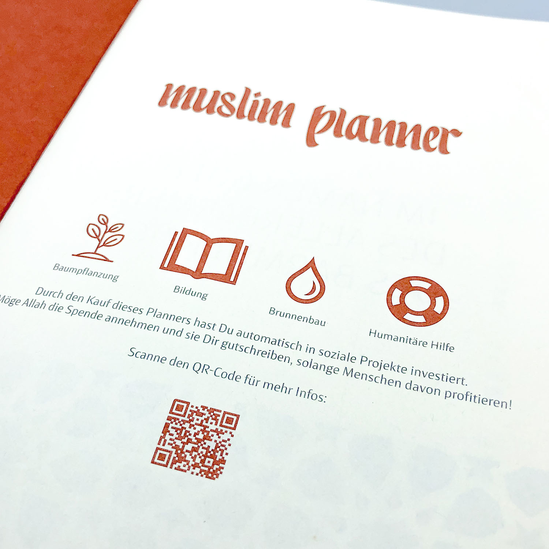 Muslim Planner - Social Business