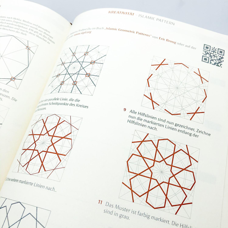 Muslim Planner - Islamic Patterns by Eric Broug