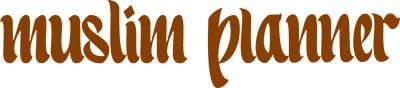 Muslim Planner - Logo