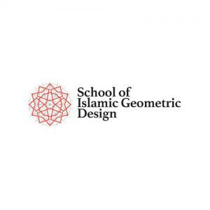 School of Islamic Geometric Design - Logo